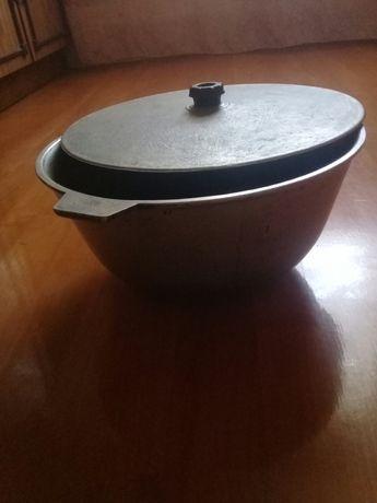 Посуда Қазан 8 литр. Советский
