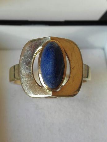 Vand inel aur cu lapis lazuli