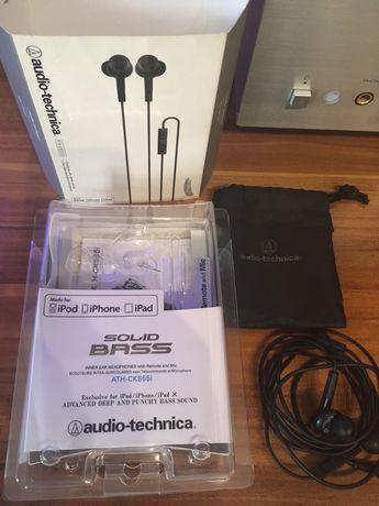 Casti Audio-Technica ATH-CKS55i