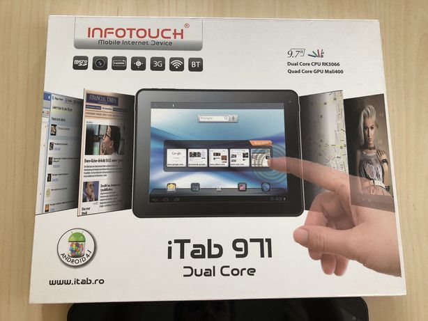 Tableta iTab 971 Dual Core
