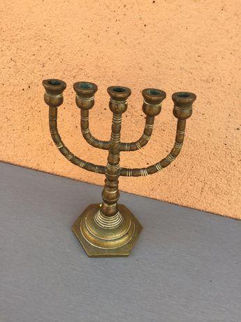 стар еврейски свещник