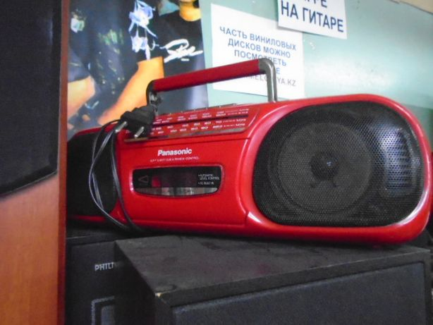 Магнитола Grundig rr-400 Radio Cassette Recorder