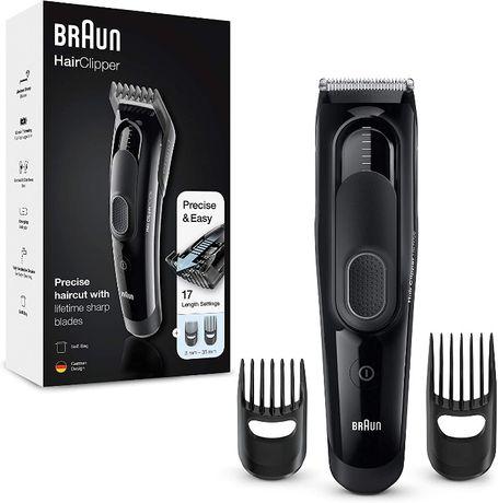 Машинка за подстригване Braun HC 5050