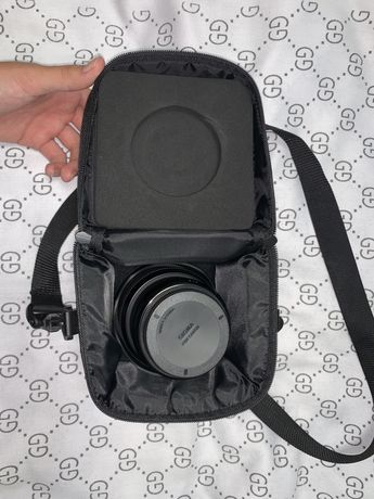 Новый объектив Sigma Art 85mm