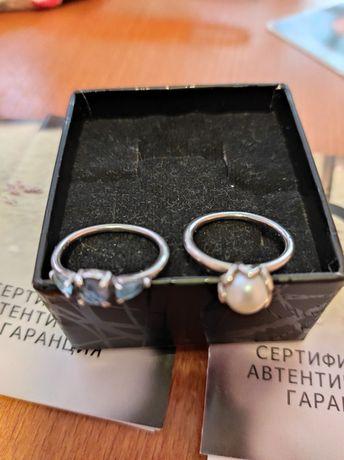 Pandora пръстени размер 52 или 54