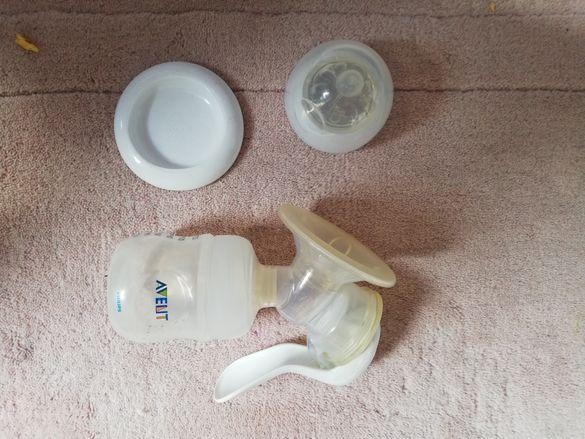 Ръчна помпа за кърма  Avent