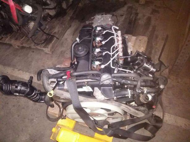 Motor 2.4 140cp h9fb, dezmambrari Ford transit