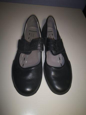 Обувки Josef Seibel естествена кожа