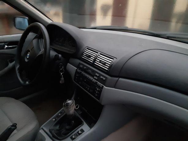 Dezmembrez BMW E46 320D 136cp
