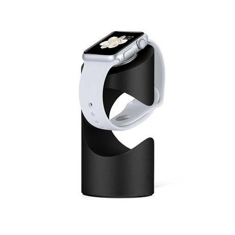 Suport ceas Apple, Just Mobile TimeStand Apple Watch - Aluminiu