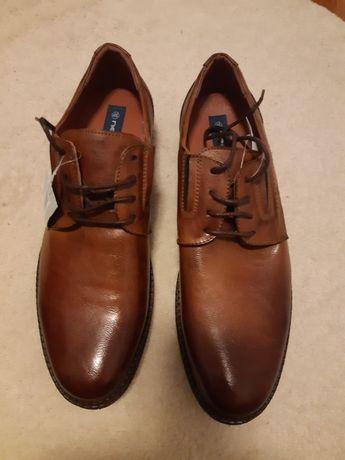 pantofi piele naturala 46