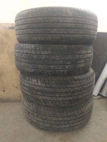 Продам комплект резины SIERA S6 235/55 R19