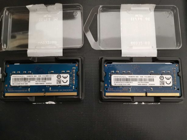 Kit dual Channel laptop  2x8gb ddr4 [2666mhz ,cl.19,1.2v]