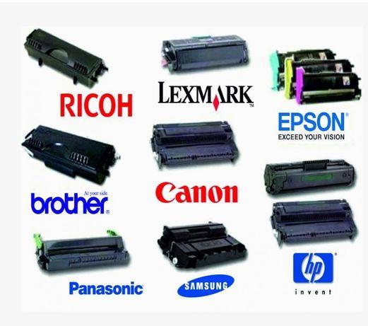 Картриджи для HP, Canon, Samsung, Xerox, Panasonic и другие. Дешево!!!