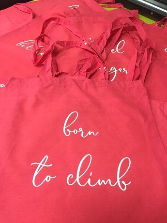 Текстилни торбички за моминско парти