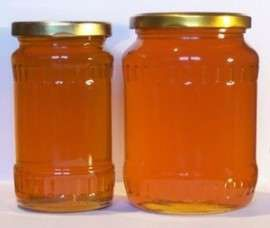 Miere polifloră / tei 100% naturală și familii de albine