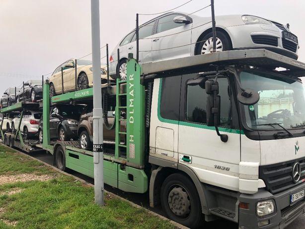 Transport Auto Platforma Germania / Olanda / Belgia - Romania