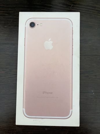 Iphone 7  / 128gb (розовый) ПРОДАМ СРОЧНО!