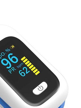 Пульсокsиметр/измеритель кислорода в крови сатурция пульсометр