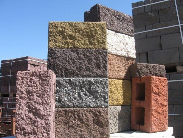Пескоблоки (стеновые,заборные,перегородочные)