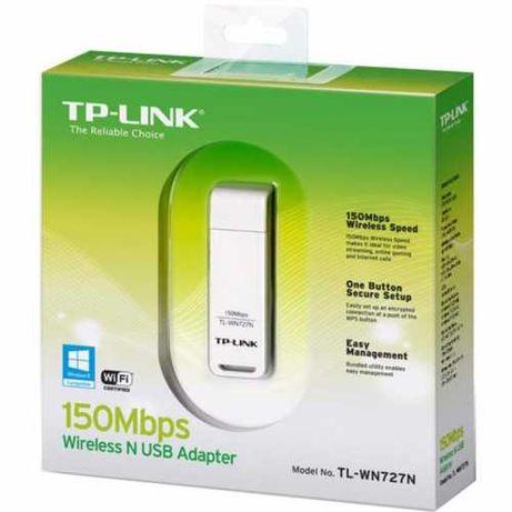 TP-Link TL-WN727N (Wi-Fi USB-адаптер)