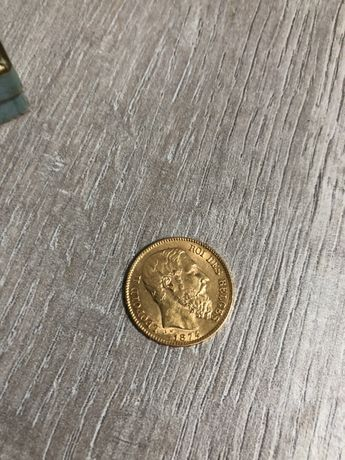 20 Francs Leopold ll