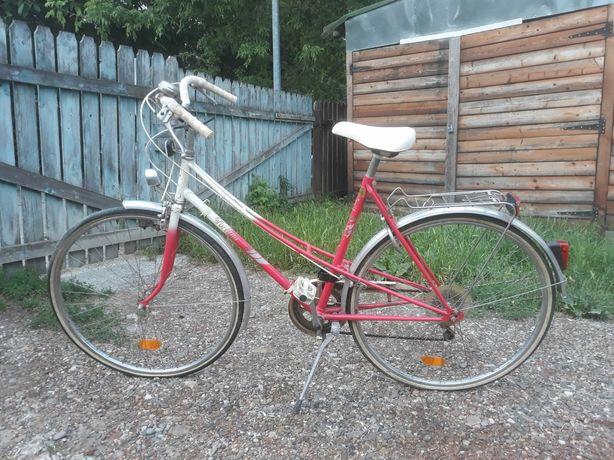 Bicicletă retro dama Fortuna