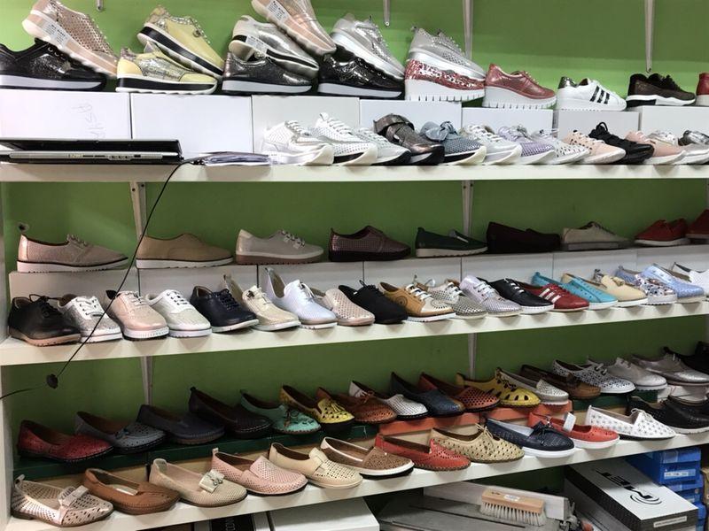 Обувки на едро гр. Бургас - image 1