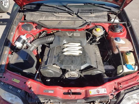 Audi A6 C4 2.6 V6 Recaro Бордови Комп.Щори Ауди А6 Ц4 150к.с. НА !АСТИ гр. Пловдив - image 4