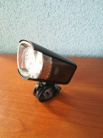 Lanterna bicicleta cu 2 leduri foarte puternice