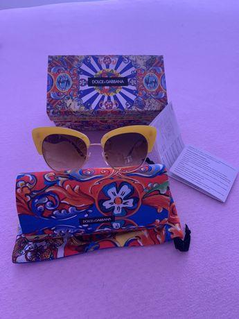 Слънчеви очила Dolce & Gabbana