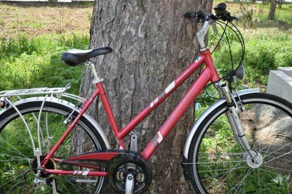 Дамски алуминиев велосипед KETTLER 28 цола