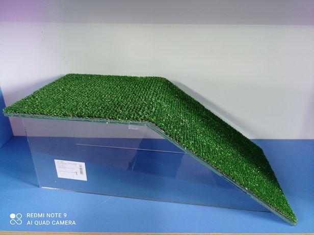 Мостик для рептилий 420×200×160мм.