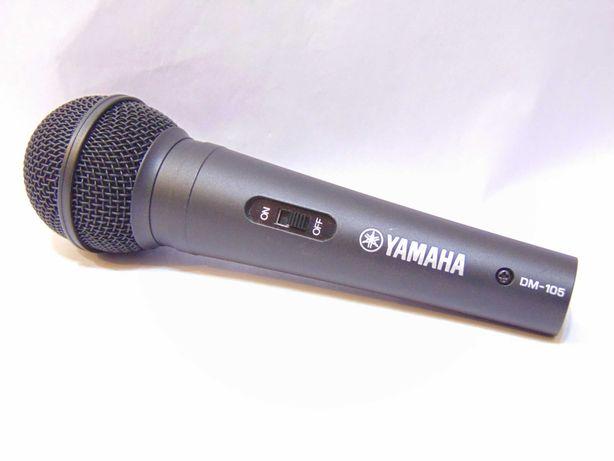 Microfon profesional Yamaha DM-05 switch XLR original