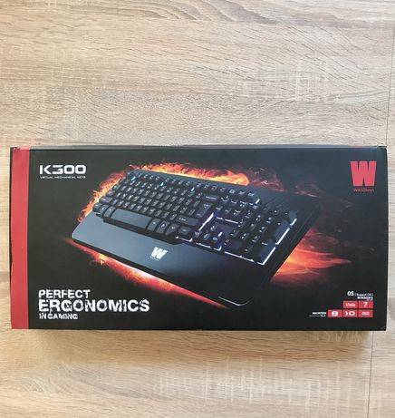 Wasdkeys K 300 гейминг клавиатура