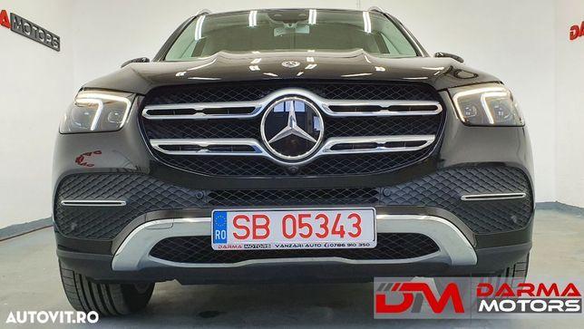 Mercedes-Benz GLE Garantie! Head Up, Distronic, Ventilatie, Piele maro, Masaj