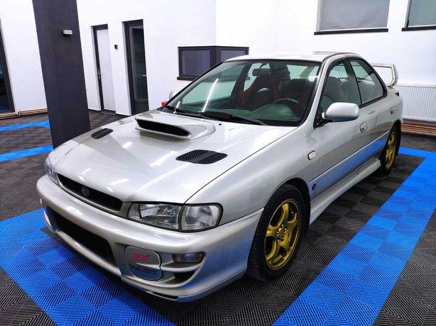 Subaru Impreza GC8 WRX STI V5 LHD