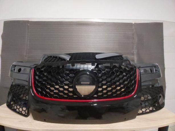 Pachet Bara/Bandou Fata+Toate Grilele VW Golf 5/V GTi 04-08 (LA7T)