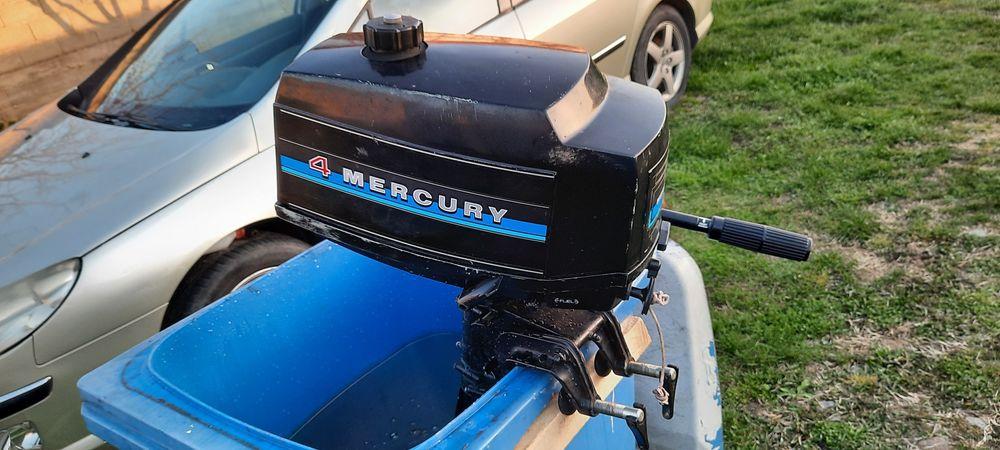 Motor Mercury 4 cp 2 T Iezureni - imagine 1