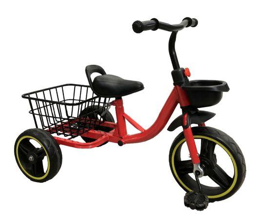 Детская трёхколёсный велосипед.  Состояние новый.