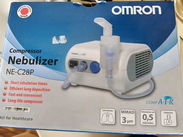 Компрессорный Ингалятор небулайзер OMRON NE-C28P