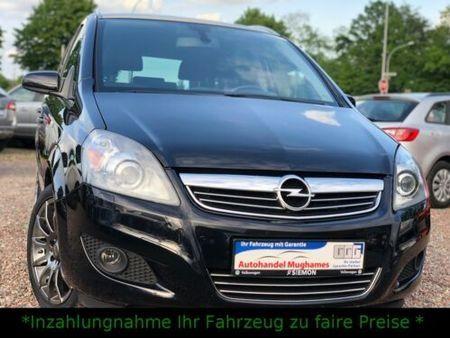 Opel zafira B xenon на части