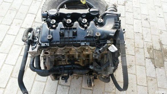 Двигател 1.6 hdi 109 коня Peugeot Citroen Mazda Ford Volvo