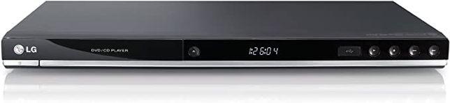 DVD Player LG DVX482H