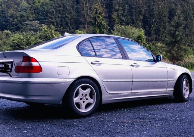 BMW e46 318i 143 CP