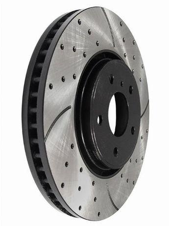 Комплект дисков тормозных infiniti fx35/45//05- fx50//05-08