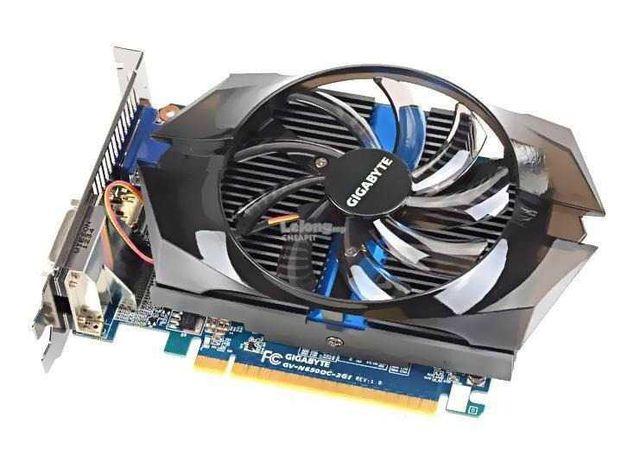 видеокарта GIGABYTE nVidia GeForce GT 730 (GV-N730D3-1GI)