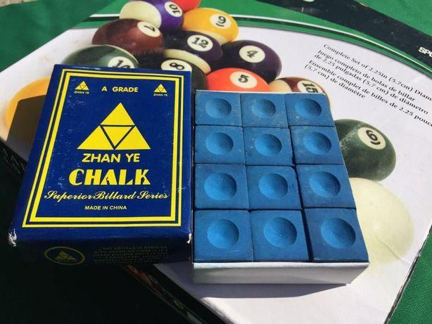 creta albastra la cutie de 12 buc