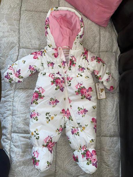 Salopetă bebe 6-9 luni
