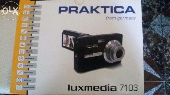 Фотоапарат практика 7мегапиксела